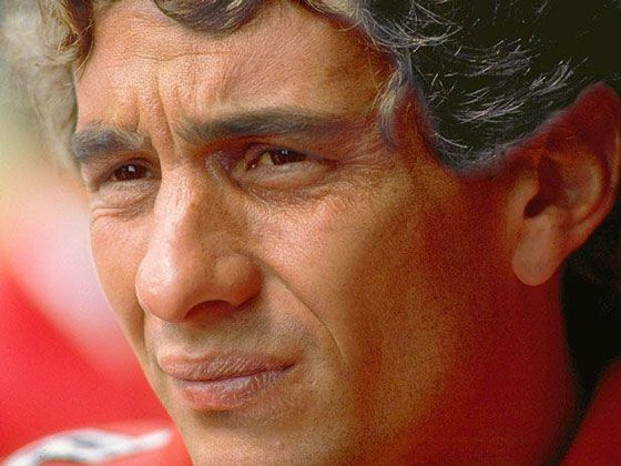 Ayrton Senna 52 anos