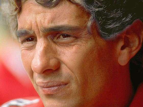 Ayrton Senna 52 anos