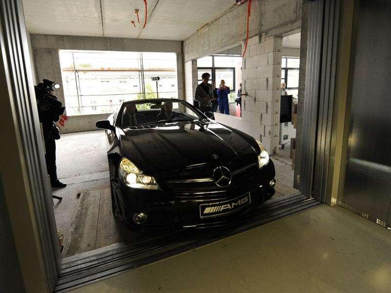 Carloft Berlin cars drive in homes carloft berlin germany