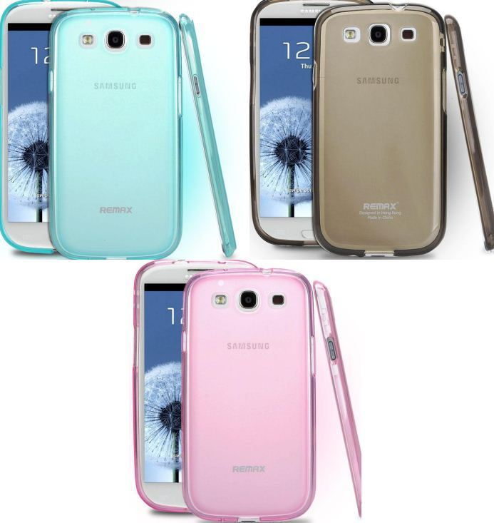 Samsung Galaxy Grand DUOS I9082 Soft Jacket Silicon Jelly Cover Case