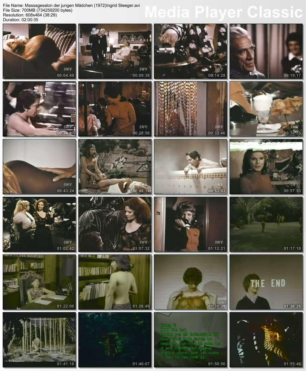 160rcz9 Eberhard Schröder   Massagesalon der jungen Mädchen (1972)