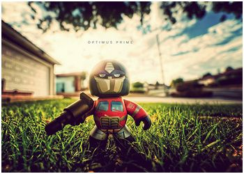 Optimus Prime by isayx3 @ flickr