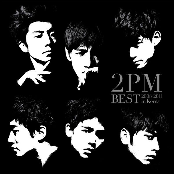 [Album] 2PM - 2PM BEST ~2008-2011 in Korea~