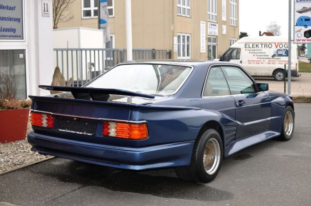 BMW Used For Sale >> Mercedes-Benz 500 SEC (W126) Widebody by Koenig Specials ...